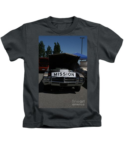 Made In The Mission Kids T-Shirt