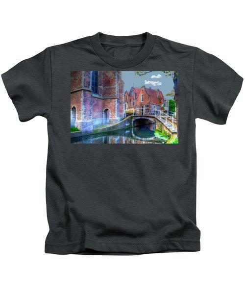 Magical Delft Kids T-Shirt