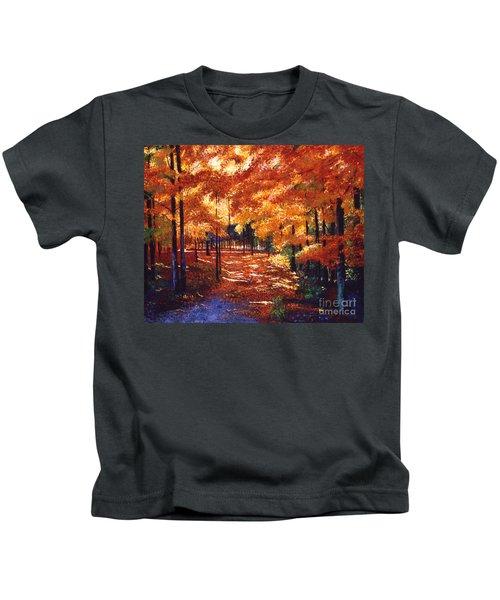 Magical Forest Kids T-Shirt