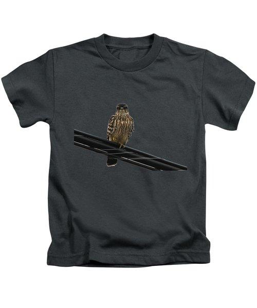 Magical Merlin Kids T-Shirt by Debbie Oppermann