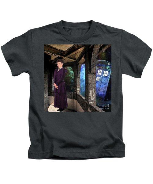 Magicians Apprentice Kids T-Shirt