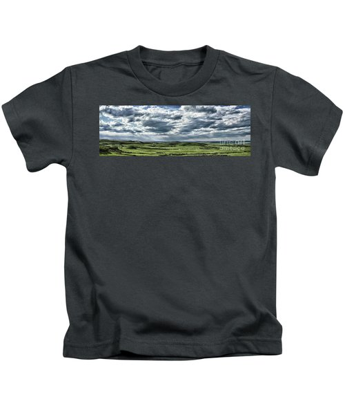 Magnetic View Kids T-Shirt