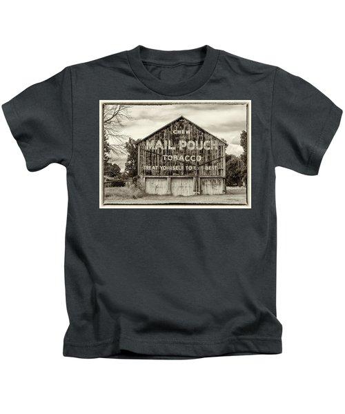 Mail Pouch Barn - Us 30 #5 Kids T-Shirt