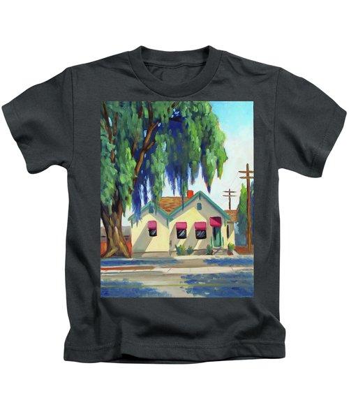 Maily House - Eagle, Idaho Kids T-Shirt