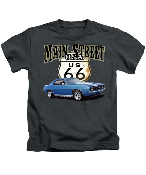 Main Street Muscle Kids T-Shirt