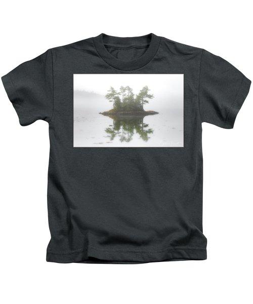 Maine Morning Kids T-Shirt