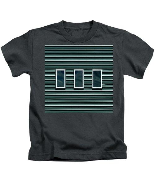 Maine Windows 2 Kids T-Shirt