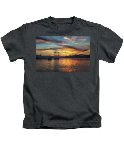Makarska No 3 Kids T-Shirt