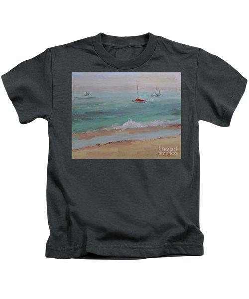 Making Waves Kids T-Shirt