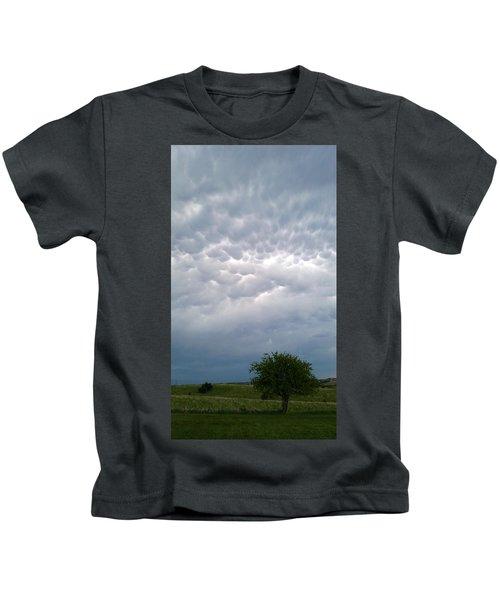 Mammatus And Mulberries Kids T-Shirt