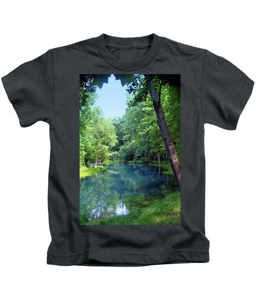 Maramec Springs 2 Kids T-Shirt