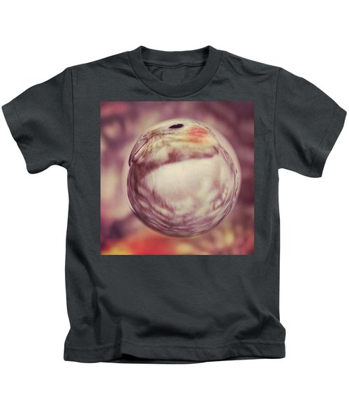 Lovely Little Lilly Tiel Marble Kids T-Shirt