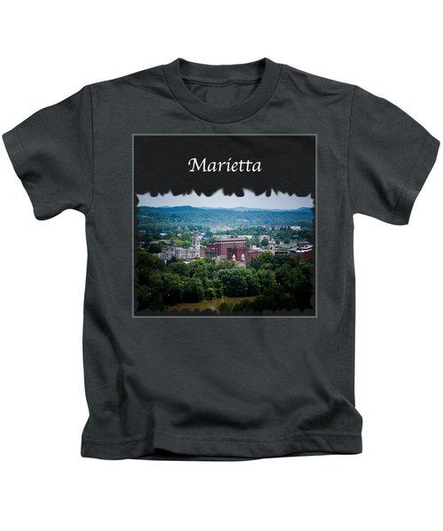 Marietta    Kids T-Shirt
