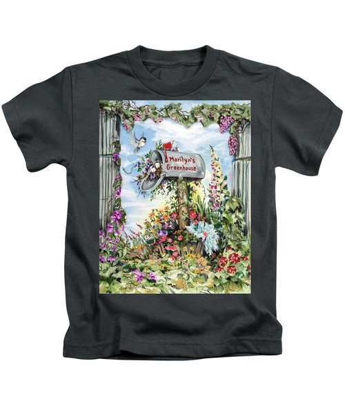 Marilyn's Greenhouse Kids T-Shirt