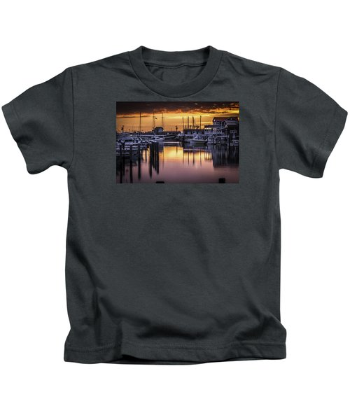 The Floating Sky Kids T-Shirt