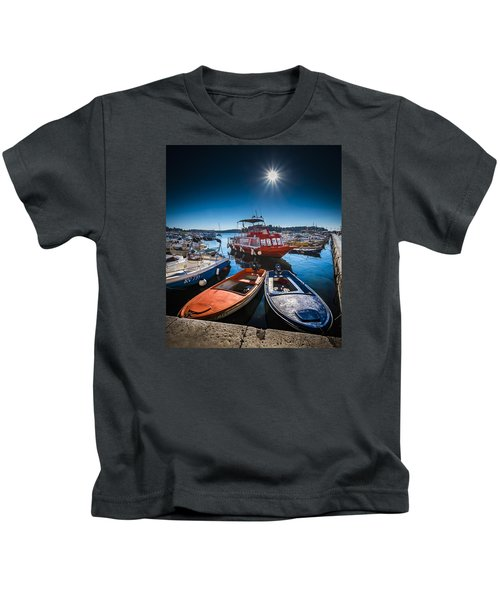 Marina Under The Sun Kids T-Shirt