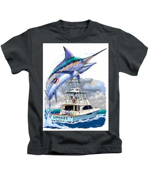 Marlin Commission  Kids T-Shirt
