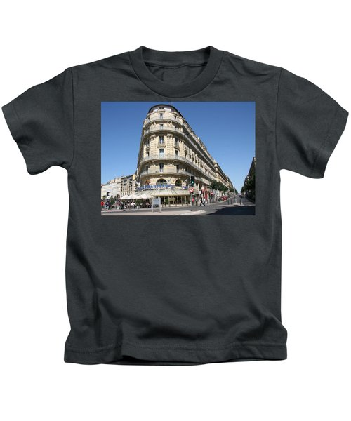 Marseille, France Kids T-Shirt
