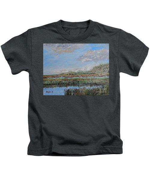 Marsh View Kids T-Shirt