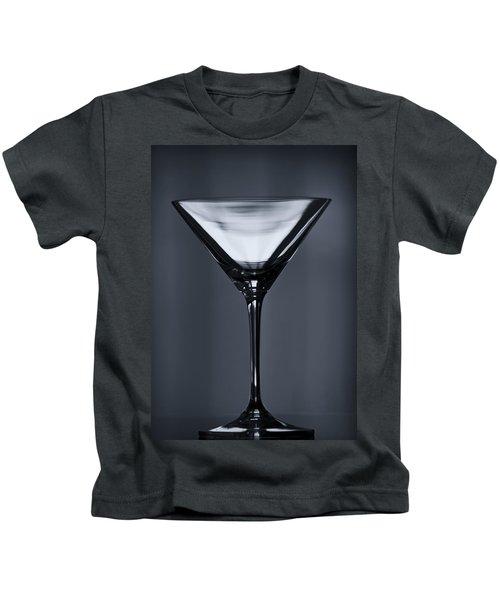 Martini Kids T-Shirt by Margie Hurwich