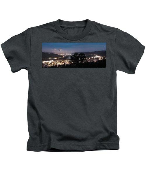 Martins Ferry Night Kids T-Shirt