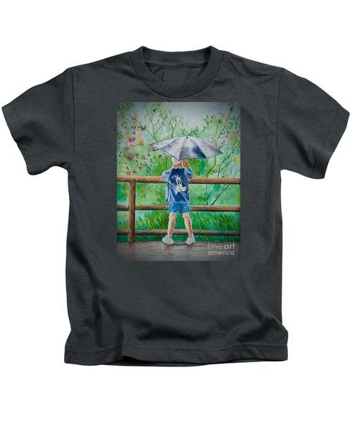 Marcus' Umbrella Kids T-Shirt