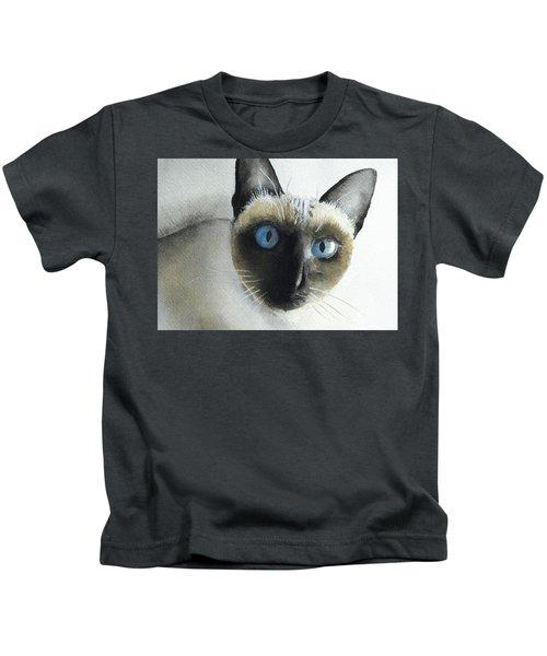 Mary Cat Kids T-Shirt