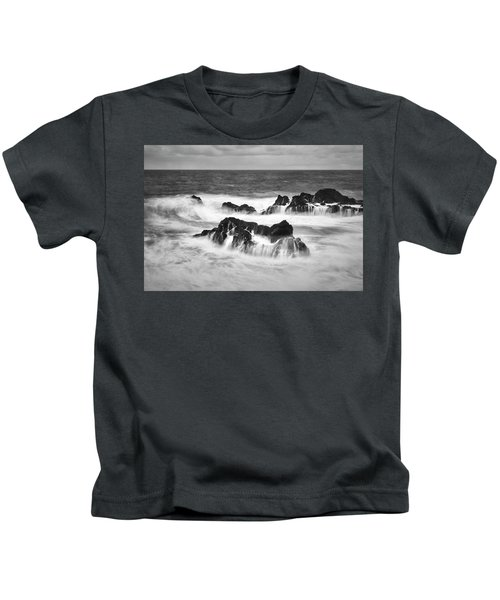 Maui In Turmoil Kids T-Shirt