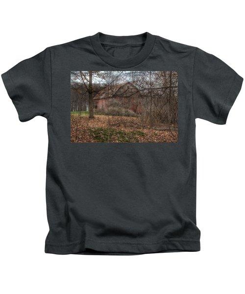 0026 - Mayville's Hidden Barn II Kids T-Shirt
