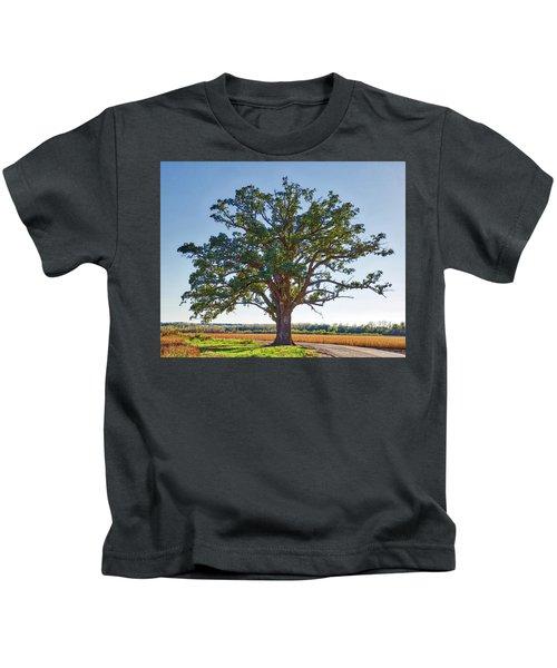 Mcbaine Bur Oak Kids T-Shirt