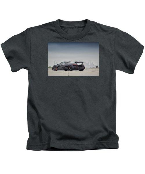 #mclaren Mso #p1 Kids T-Shirt