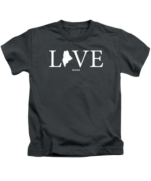 Me Love Kids T-Shirt by Nancy Ingersoll