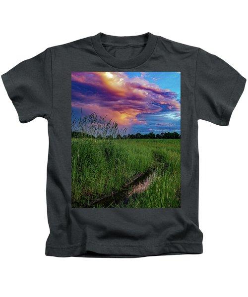 Meadow Lark Kids T-Shirt