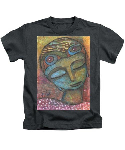 Meditative Awareness Kids T-Shirt
