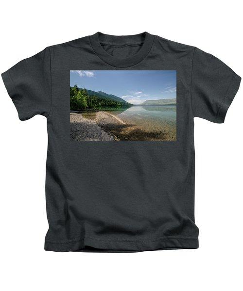 Meditative Mood Kids T-Shirt