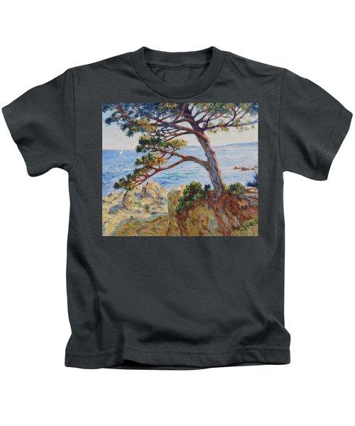 Mediterranean Sea Kids T-Shirt