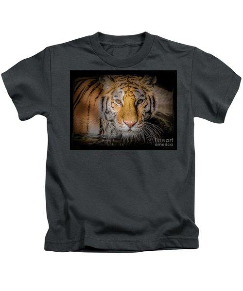 Meet My Gaze Kids T-Shirt