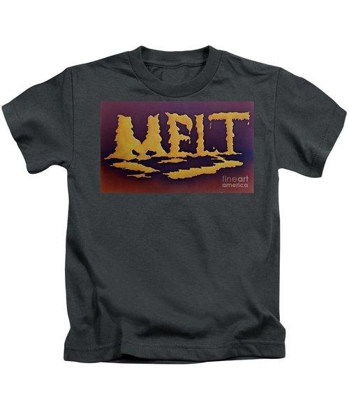 Melt Kids T-Shirt