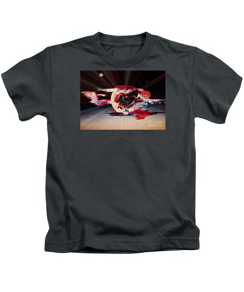 Melting World Kids T-Shirt