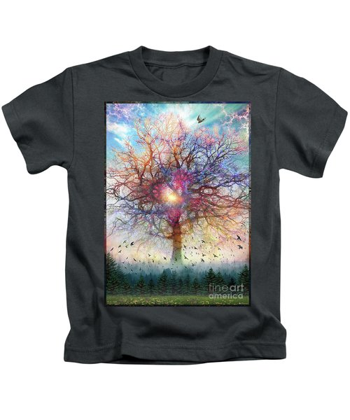 Memory Of A Tree Kids T-Shirt