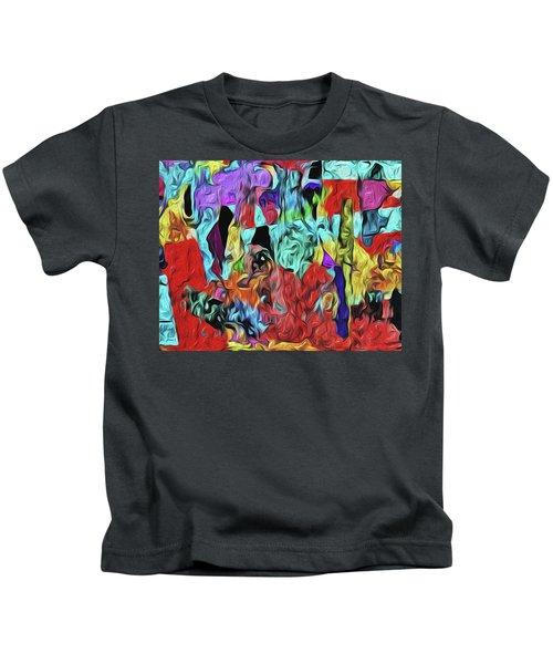 Mercurian Cave Kids T-Shirt