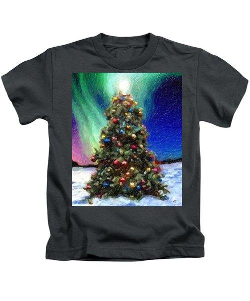 Merry Christmas Kids T-Shirt