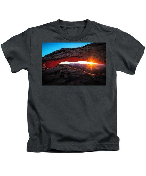 Mesa Arch Kids T-Shirt