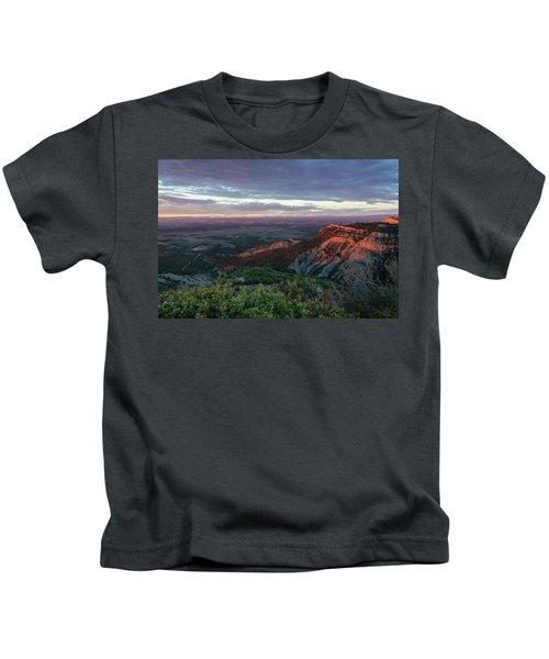 Mesa Verde Soft Light Kids T-Shirt