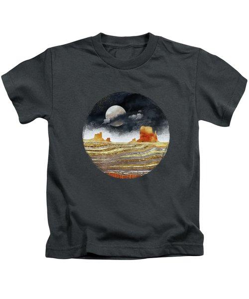 Metallic Desert Kids T-Shirt