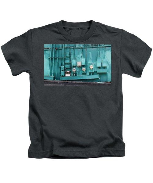 Meter Reader Kids T-Shirt