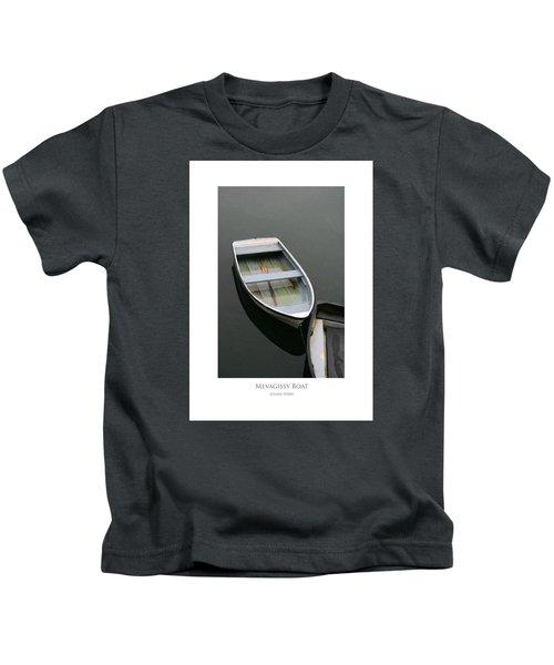 Mevagissy Boat Kids T-Shirt