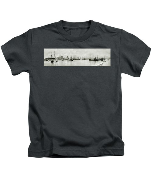 Miami, Florida Circa 1925  Kids T-Shirt