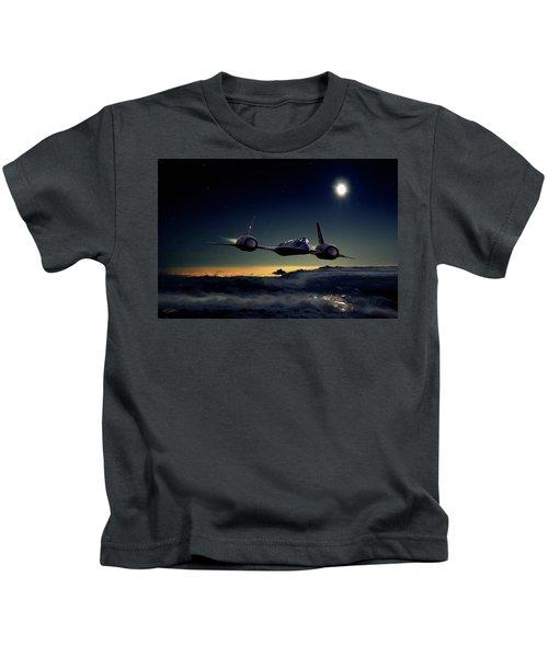 Midnight Rider Kids T-Shirt