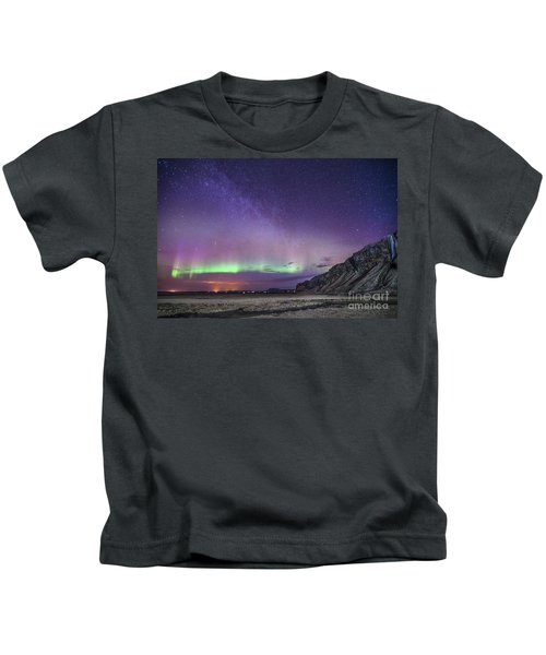 Midnight Symphony Kids T-Shirt